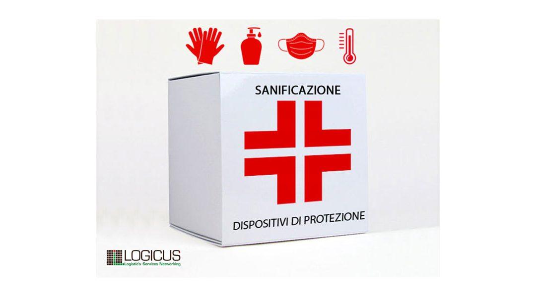Sanificazione e dispositivi di prevenzione