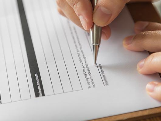 Certificazione della portata e sicurezza scaffalatura